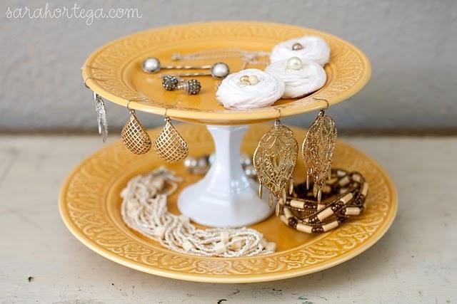 DIY cakestand